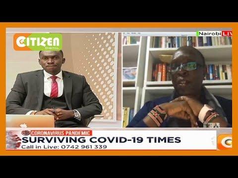  Day Break  Coronavirus effects on trade in Kenya (Part 1)