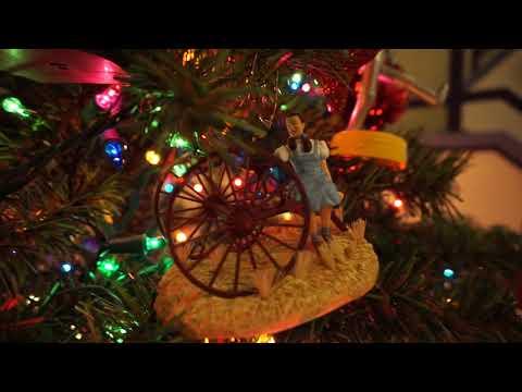 Hallmark Keepsake Music Wizard of Oz Christmas Ornaments