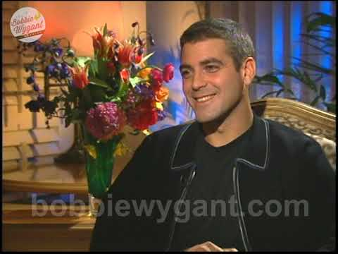 "Download George Clooney ""One Fine Day"" 12/10/96 - Bobbie Wygant Archive"