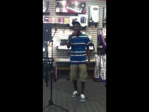 Blessed/Bonfire live at Music and Arts store (oxon hill) part 2