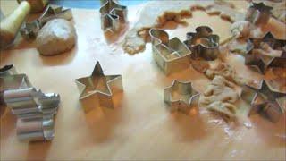 VlogMAS 24: Как Мы Ставили Елку№2 и Пекли Имбирные Печеньки + РЕЦЕПТ!!!
