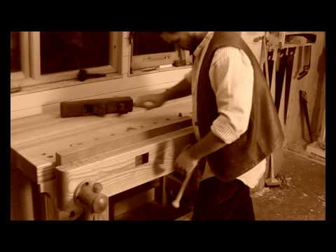 ... to build a workbench - (Part 1) Laminating the top - with Paul Sellers