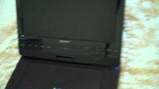 My Review of my Sony Portable Blu-ray/DVD Player BDP-SX1000