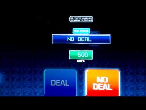 Deal or No Deal video Poker - Plus AWFUL Karaoke music
