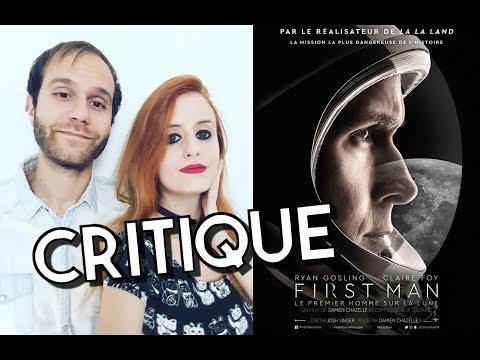 FIRST MAN - CRITIQUE (SANS SPOIL)