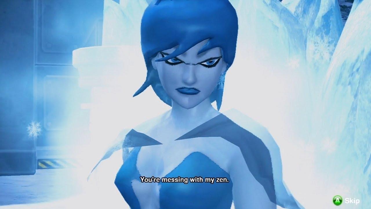 100 best DC · Killer Frost images on Pinterest | Killer ... |Young Justice Killer Frost