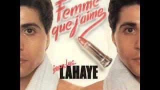 Jean Luc Lahaye - Femme Que J