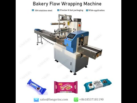 Automatic Biscuit Packaging Machine Plant WhatsApp +8618537181190