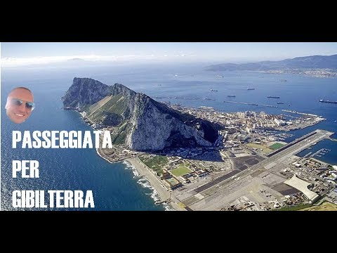 Passeggiata per Gibilterra, video documentario
