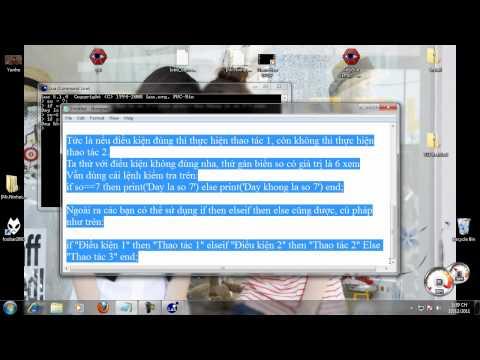 [Hướng dẫn] Cách tạo Karaoke Effect trong Aegisub - Bài 7: Lua căn bản (Tiếp theo)