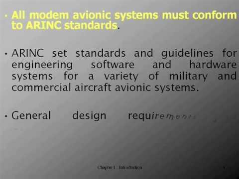 Avionics Systems ARINC