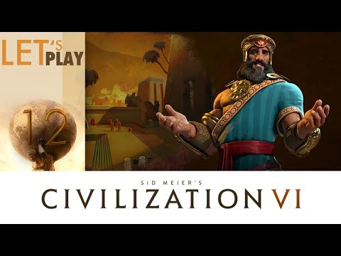 [FR] Civilization VI multi w/ Aypierre & Prof - Empire Sumérien Ep.12