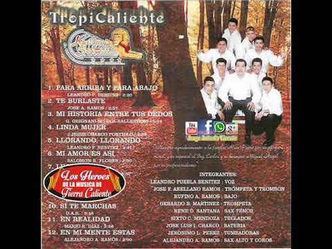 PARA ARRIBA Y PARA ABAJO.-KARISMA SHOW EL TORBELLINO MUSICAL DE TIERRA CALIENTE