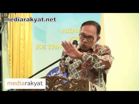 Anwar Ibrahim: DS Najib Saya Maafkan, Tapi Saya Tak Boleh Maafkan Bagi Pihak Rakyat