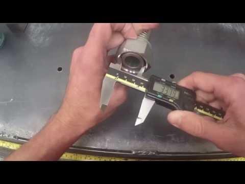 How To Identify Thread On Hydraulic Hose Fittings