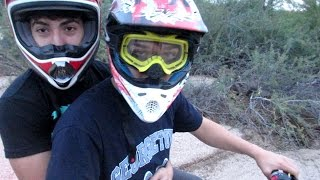 QUADING IN THE DESERT!! Thumbnail