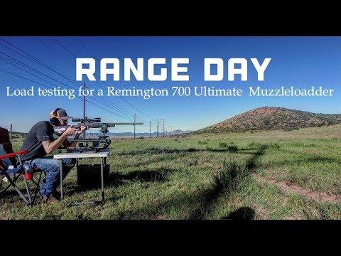 Remington 700 Ultimate Muzzleloader