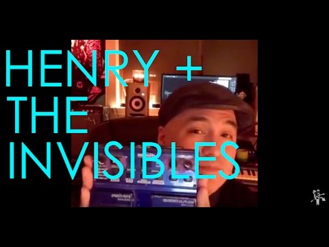 Henry + The Invisibles Live Chat - Release of MUSAIC 9/21/2016