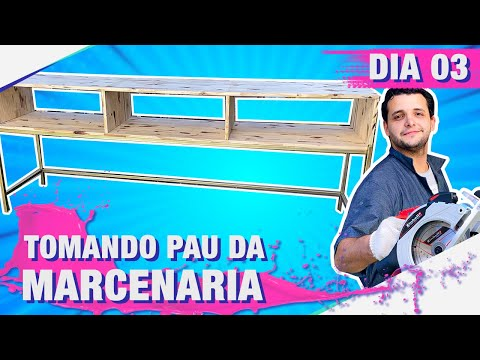PENTEADEIRA PINTEREST DO BEAUTY ROOM DA JANAMAKEUP PARTE 2/3  I DIARIO DE REFORMA DIA 03