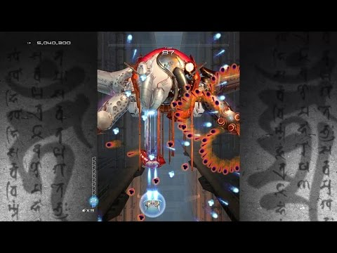 Ikaruga (PC) - ¡Completo y comentado! Análisis (1cc - Normal)