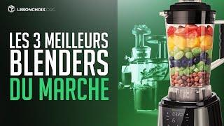 TOP 3 : MEILLEUR BLENDER 2019 ( COMPARATIF ET TEST )