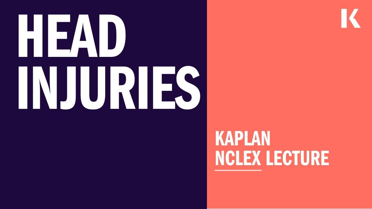 NCLEX Prep: Head Injuries