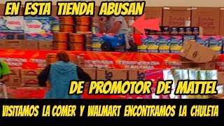 Hunting hot wheels in walmart and eating you will not believe what we found | Custom Mexico