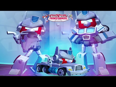angry birds transformers ultra magnus unlocked gameplay