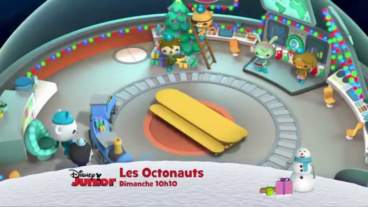 Octonautes Episode Special Noel Dimanche 7 Decembre A 10h10 Sur