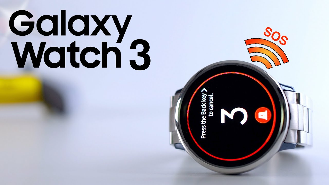 Samsung Galaxy Watch 3 - Mega Feature Revealed