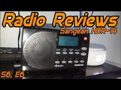 Radio Reviews: Sangean HDR-14