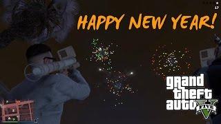 HAPPY NEW YEAR! - GTA 5 Online (Bahasa Malaysia)