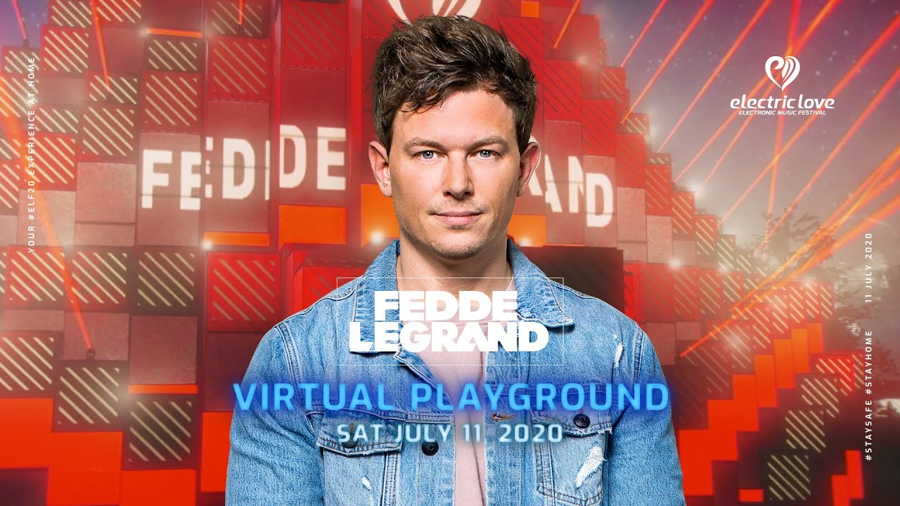 Fedde Le Grand #VirtualPlayground #ELF20 (Full-Set)
