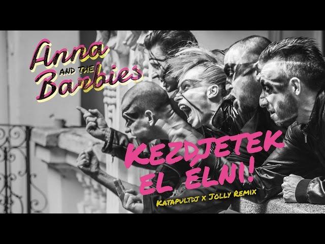 KEZDJETEK EL ÉLNI ft Anna and th