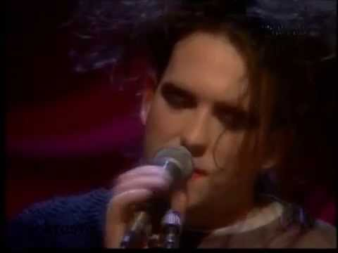 The Cure - The Caterpillar (MTV Unplugged)