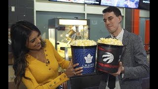 Inside Scotiabank Arena – Episode 1: Concessions