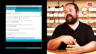 Arduino Video Tutorial 07- Crystal Ball (Magic 8-Ball) | RS Components