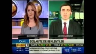 ALB Forex'ten Ahmet Akgül Dolar/TL'deki beklentileri değerlendiriyor. Bloomberg HT