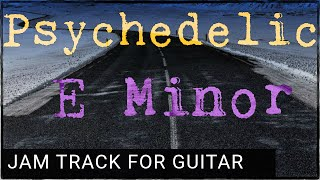 Video Heavy Psychedelic Rock Backing Track For Guitar in E minor download MP3, 3GP, MP4, WEBM, AVI, FLV Juli 2018