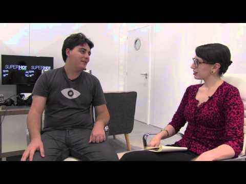 Palmer Luckey on Oculus VR