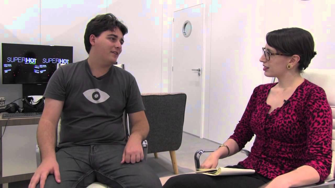 Palmer Luckey on Oculus VR's Content-Focused Future