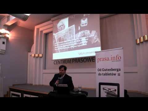 Marcin Kowalczyk - Cyfrowa transformacja Rzeczpospolitej