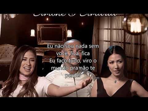 (LETRA) ImaginaSamba - FICA ft. Simone & Simaria