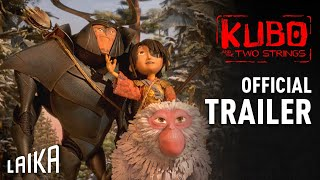 LAIKA   Kubo and the Two Strings   Trailer - Legend