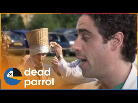 Tests | Green Wing | Series 1 Episode 6 | Dead Parrot