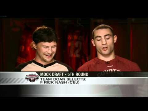 TSN Mock Draft