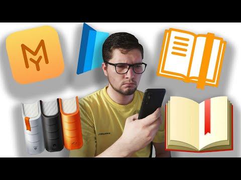 Лучшие приложения для чтения книг на Android. Топ-7