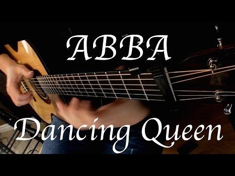 ABBA - Dancing Queen - Fingerstyle Guitar