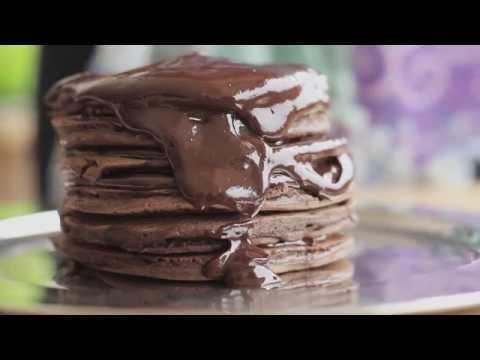 HOT CAKES DE CHOCOLATE, PREPARA UN DESAYUNO PERFECTO ♥ - YOUR COFFEE BREAK