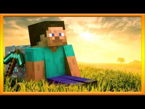 "The Fox ylvis - Minecraft Parody ""THE STEVE"""